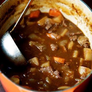 Spanish Recipe – Beef Stew (Estofado).