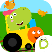 Dinosaur Train Game–Dino games for kids & toddlers