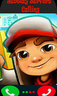 Call Subway Surfers 2018 - náhled