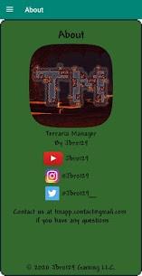 Terraria Manager MOD APK 1.3.0.2 [No Ads] 1