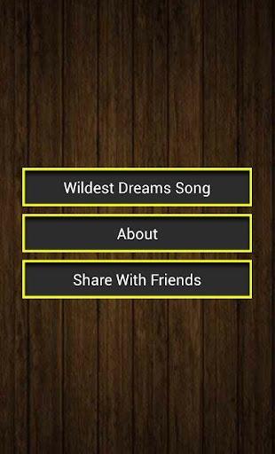 T.Swift Wildest Dreams Lyrics