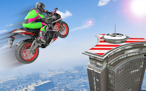 Bike Impossible Tracks Race: 3D Motorcycle Stunts 2.0.5 8