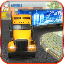 Mineral Water Transporter Sim