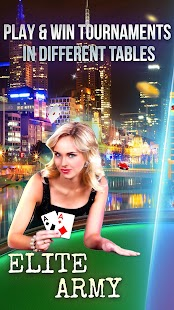 Texas Holdem Online Poker by Poker Square- screenshot thumbnail
