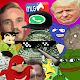 Meme Stickers for WhatsApp