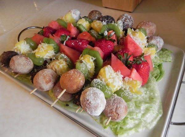 Fruit Kabobs Recipe