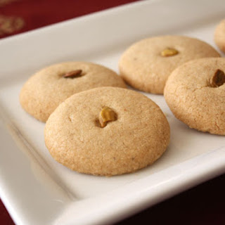 Chocolate Naan Khatai