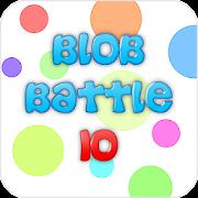 Blob Battle .io - Multiplayer Agar Battle Royale
