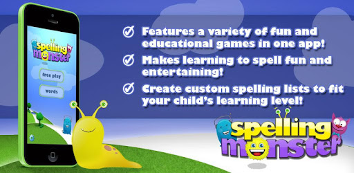 Spelling Monster Free – Apps on Google Play