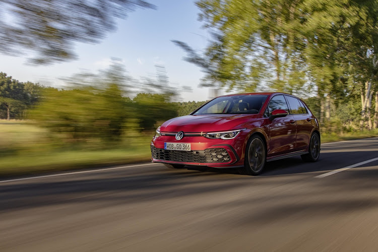 The new Golf 8 GTI will be launched locally in the second quarter of 2021.