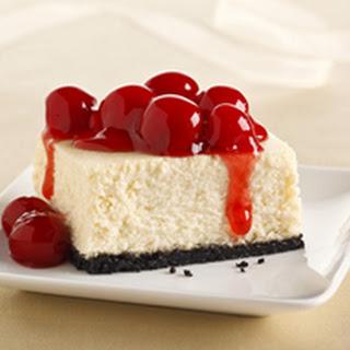 Philadelphia New York Cheesecake.