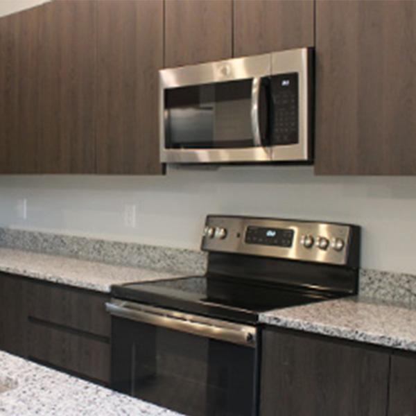 Designer Cabinets - EcoSun Homes
