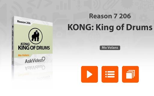 Kong Course For Reason