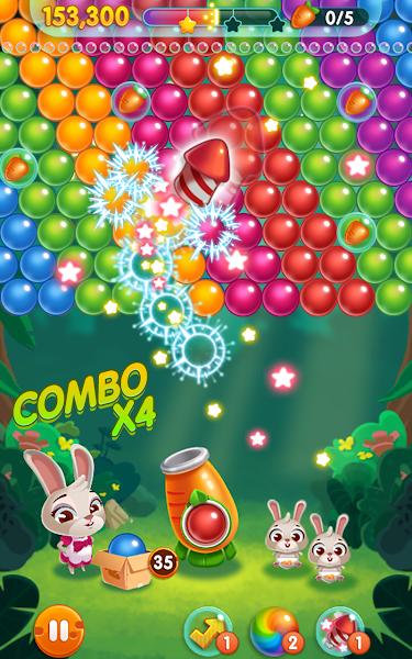 Bunny Pop v1.1.1 [Mod]