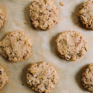 Buckwheat + Almond Butter Trail Mix Cookies