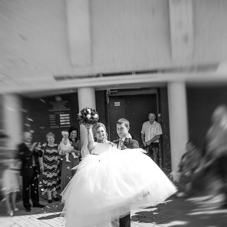 Wedding photographer Yuriy Solovev (bigsolovey). Photo of 09.01.2016