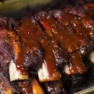 BBQ Beef Ribs Recipe