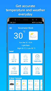 Download Temperature Today For PC Windows and Mac apk screenshot 3
