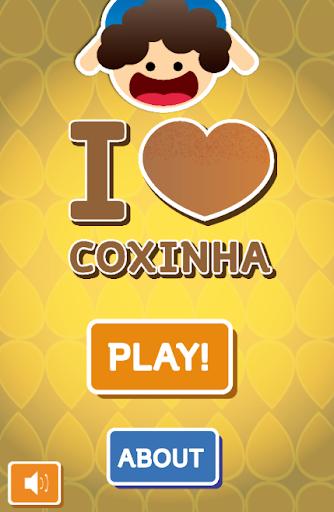 I Love Coxinha
