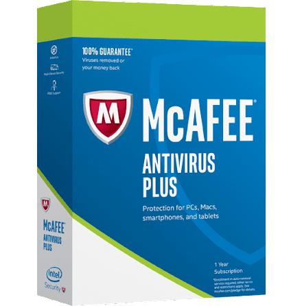 McAfee Antivirus Plus 2020 - 5 PC