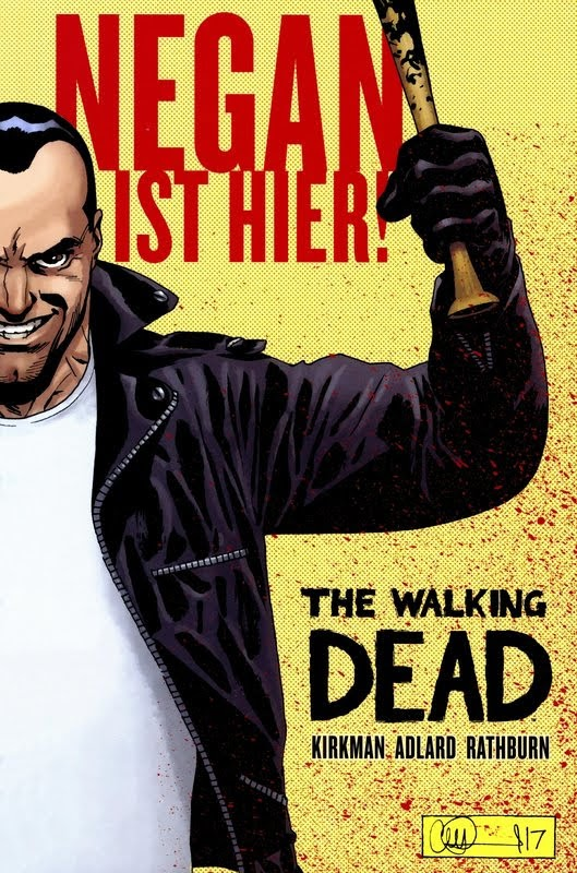 The Walking Dead: Negan ist hier! (2017)