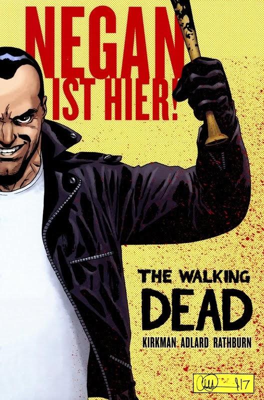 The Walking Dead: Negan ist hier! (2017)