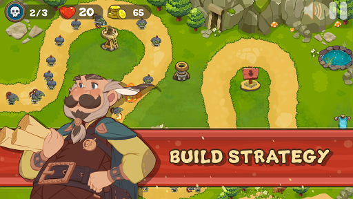 Tower Defense Realm King screenshots 5