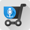 Shopping list voice input PRO icon