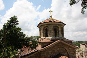 Photo: Day 81 - Belgrade Fortress Chapel #4