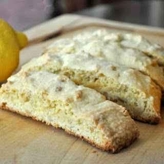 Lemon Pine Nut Biscotti