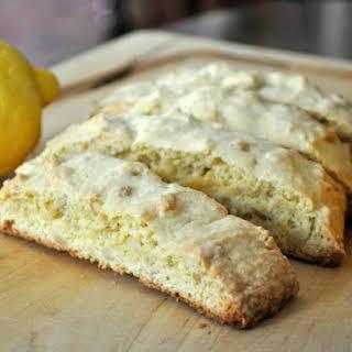 Lemon Pine Nut Biscotti.
