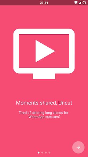 30 Sec - Split videos for Whatsapp Status 1.1.1 screenshots 1