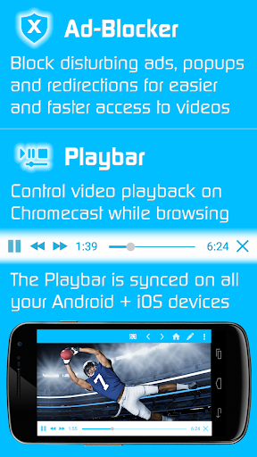 Video & TV Cast | Chromecast 2.22 screenshots 3