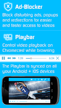 Video and TV Cast | Chromecast