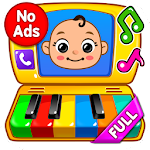Baby Games - Piano, Baby Phone, First Words 1.0.8