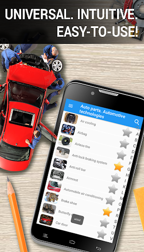 Auto parts. Automotive technologies 1.0.7 screenshots 1