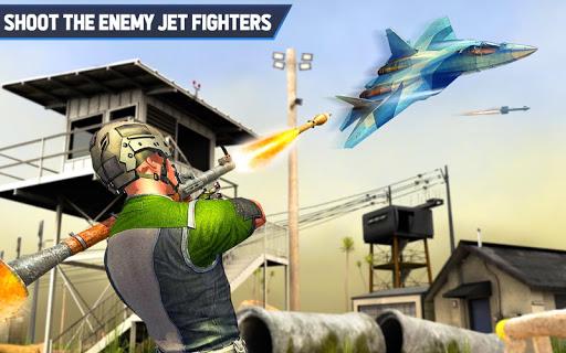 Jet Sky War Commander 2020 - Jet Fighter Games 1.0.3 screenshots 3