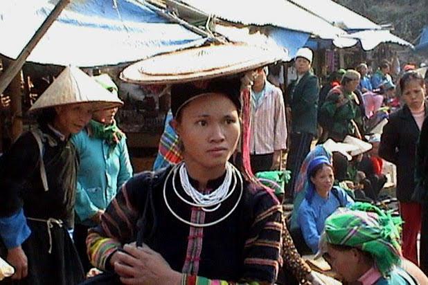 Bao Lac ethnic market