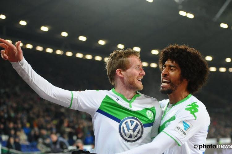 Overzicht Bundesliga: Wolfsburg tankt vertrouwen voor clash met AA Gent