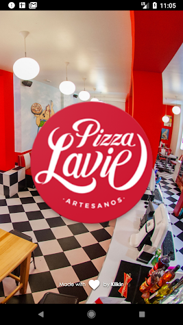 Pizzeria Lavie Screenshot