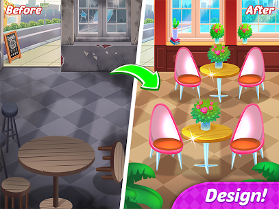 Food Diary: Cooking Game and Restaurant Games 2020 10