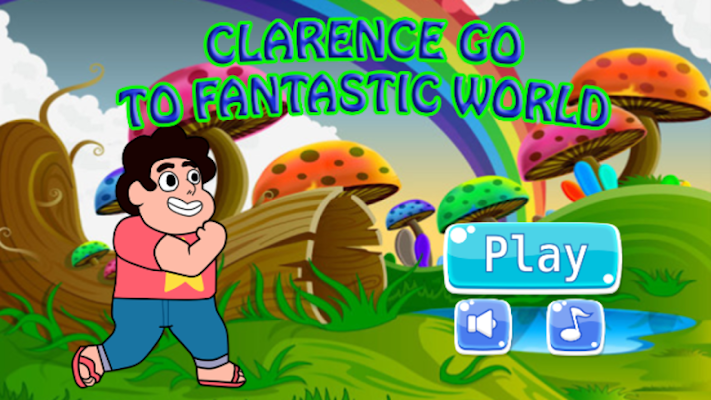 Clarence Go To Fantastic World - screenshot