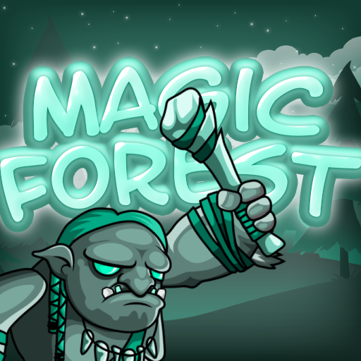 Magic Forest Idle Clicker