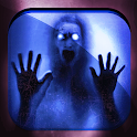 Ghost in the house! Scary prank icon