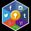 Social Media Vault Pro icon