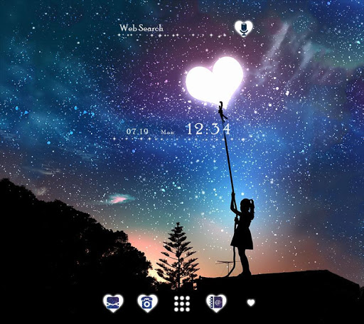 Catch the Heart  Love Theme 1.0.0 Windows u7528 1