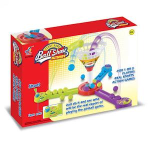 Joc interactiv Ball Shooter