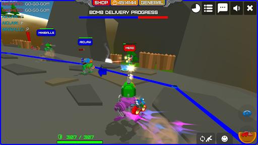 Armored Squad: Mechs vs Robots screenshots 16