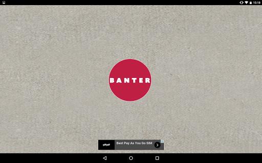 BanterApp  screenshots 2