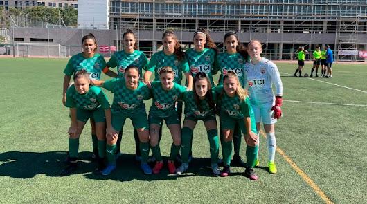2-0: El Almería Femenino cae en su desplazamiento al campo del Granada B
